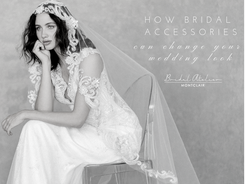 HOW BRIDAL ACCESSORIES CAN CHANGE YOUR WEDDING LOOK. Mobile Image
